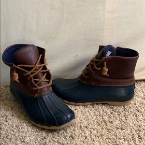 COPY - Sperry boots